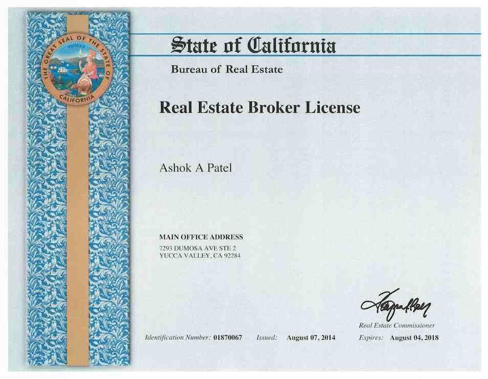 Broker license ontario