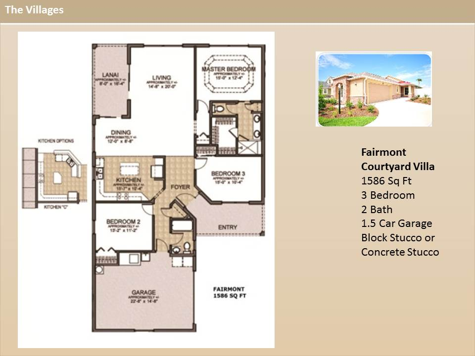 The Villages Floor Plans The Villages Homes Plans Home