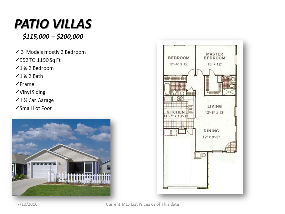 New Model Homes In The Villages Fl