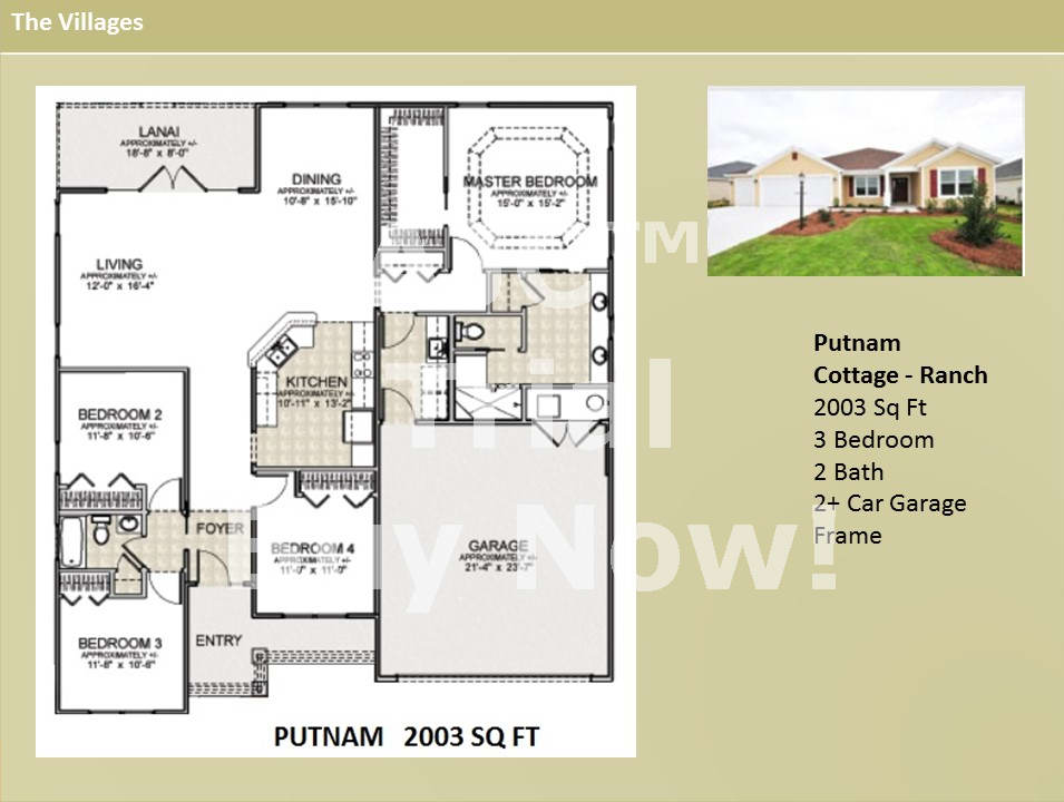 New page 405 for Floor plans villages florida