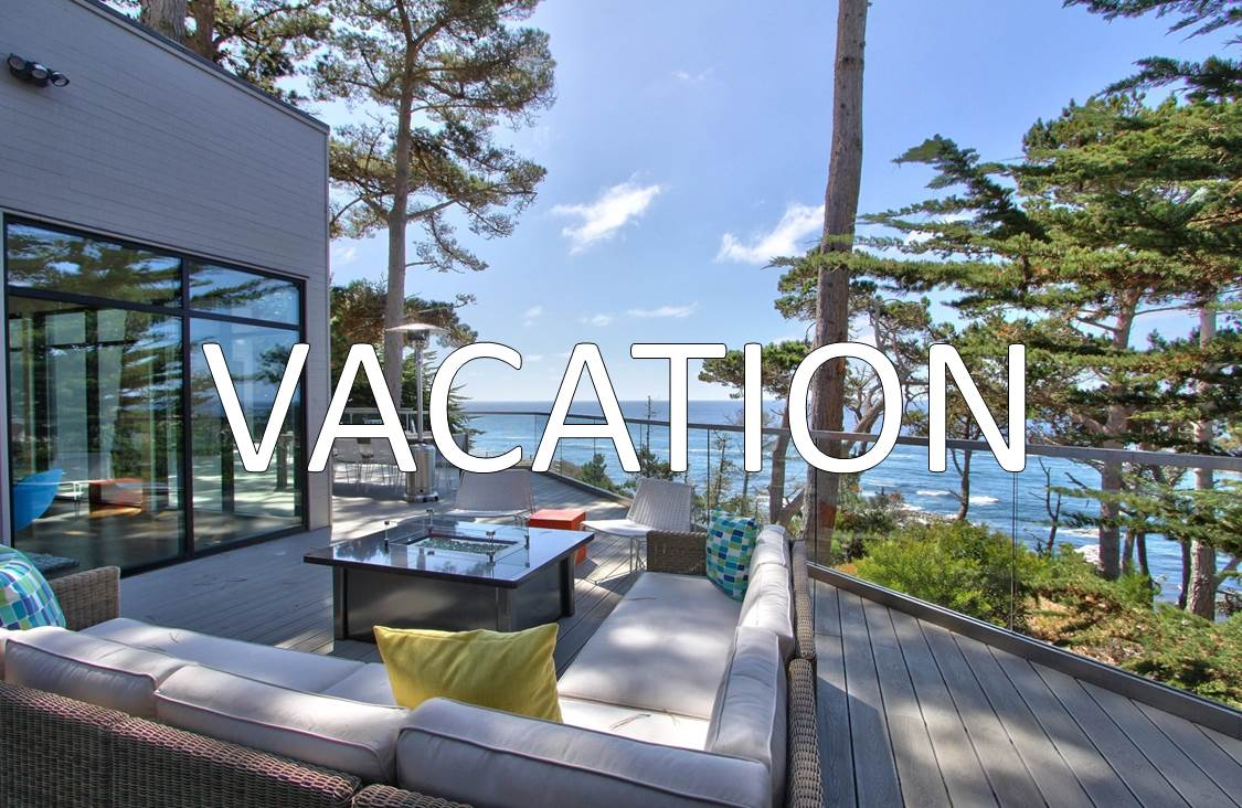Image of a vacation rental home in Carmel California