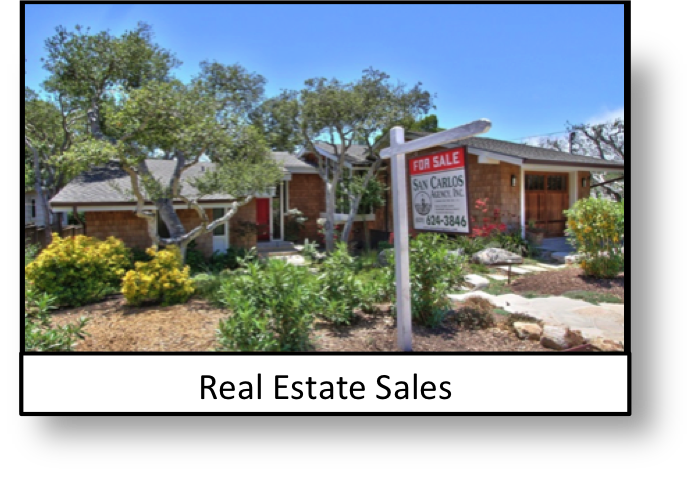 Image of home for sale in Carmel-by-the-Sea CA