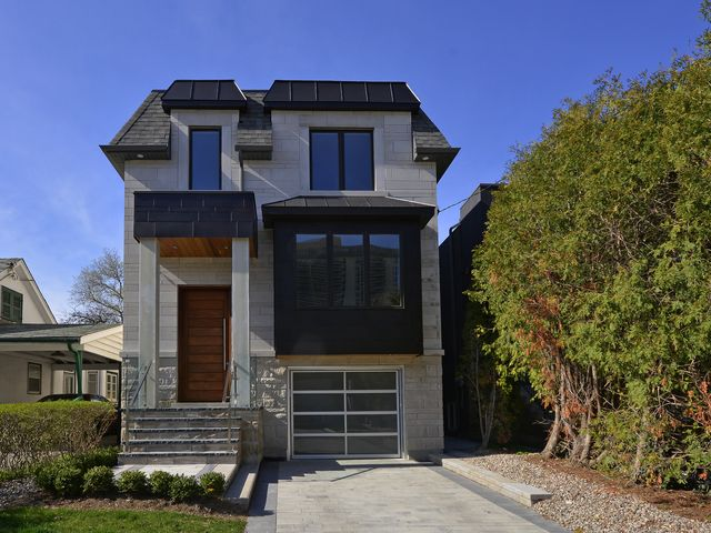 Custom home in Sherwood Park