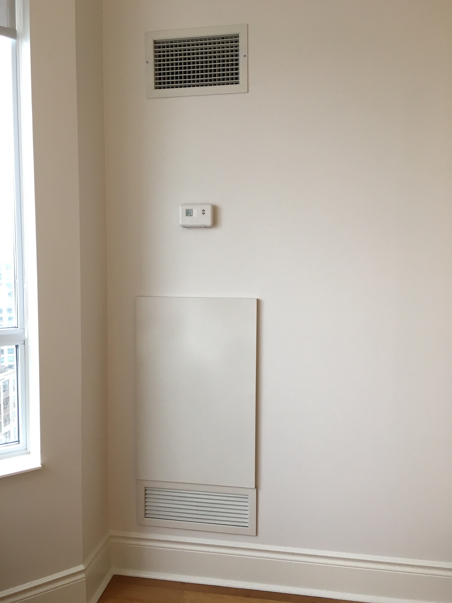 Fan Coil Heating and Cooling Systems in Condos
