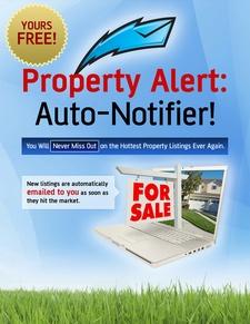 Property alert notifier