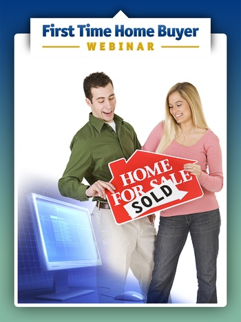 Free First Time home buyers webinar