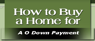 low down payment options