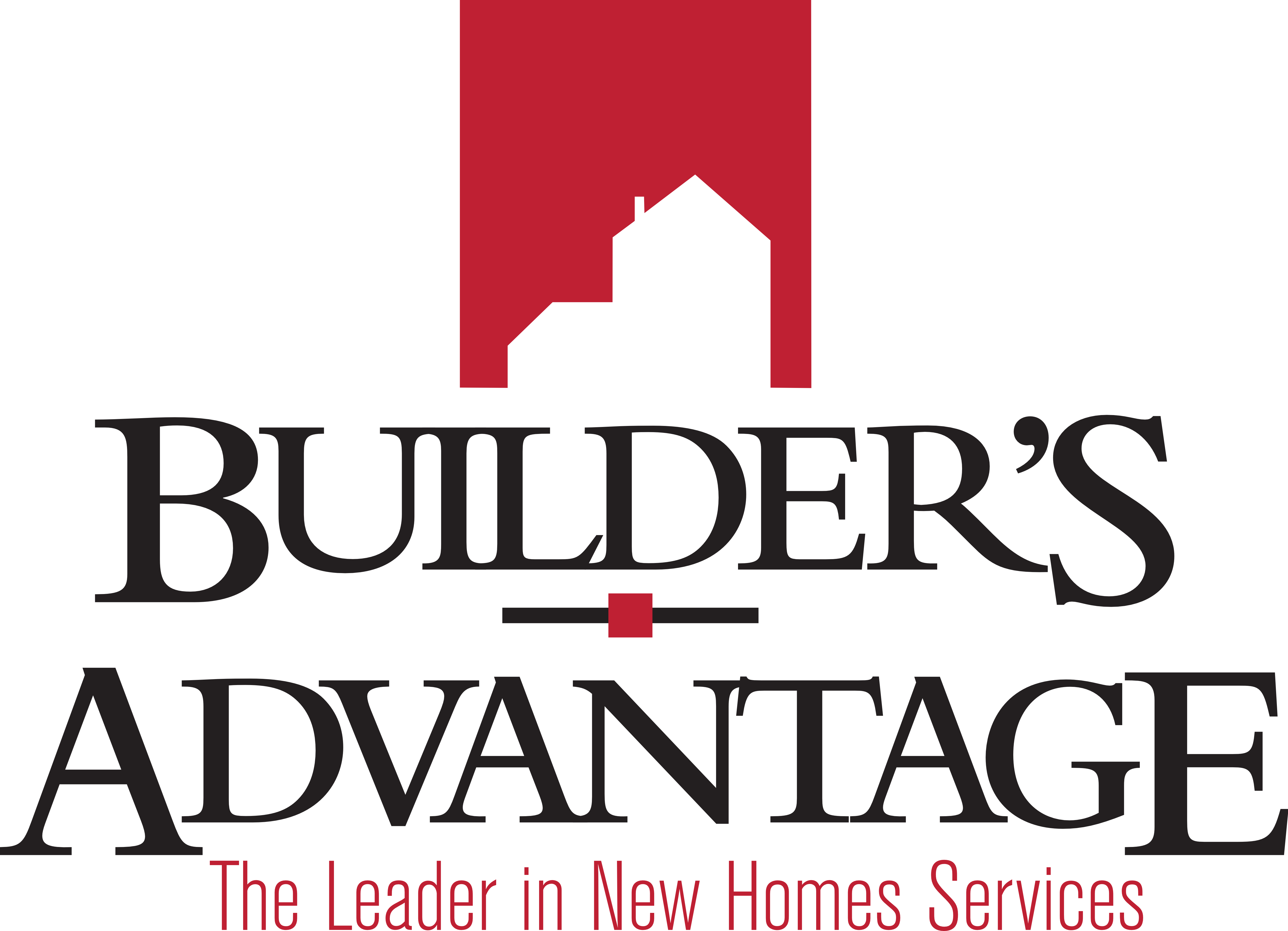 Buyer 39 s advantage realty your real estate company for for Builders advantage