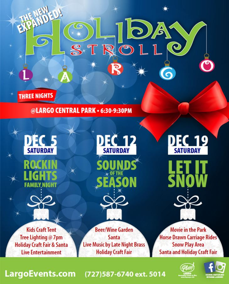 2015 Holiday Lights Pinellas County Is Shining Bright