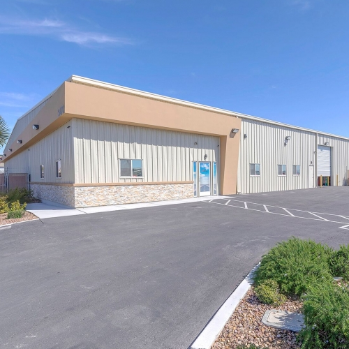 Light Industrial Warehouse For Sale London: Vacant Rural Land On Kyle Canyon Near Las Vegas And Indian