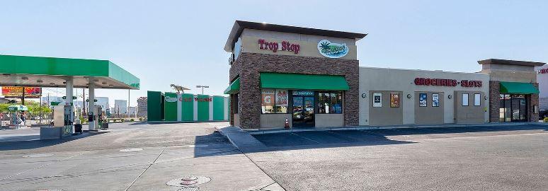 Las Vegas Convenience Store Gas Station Car Wash Restaurant