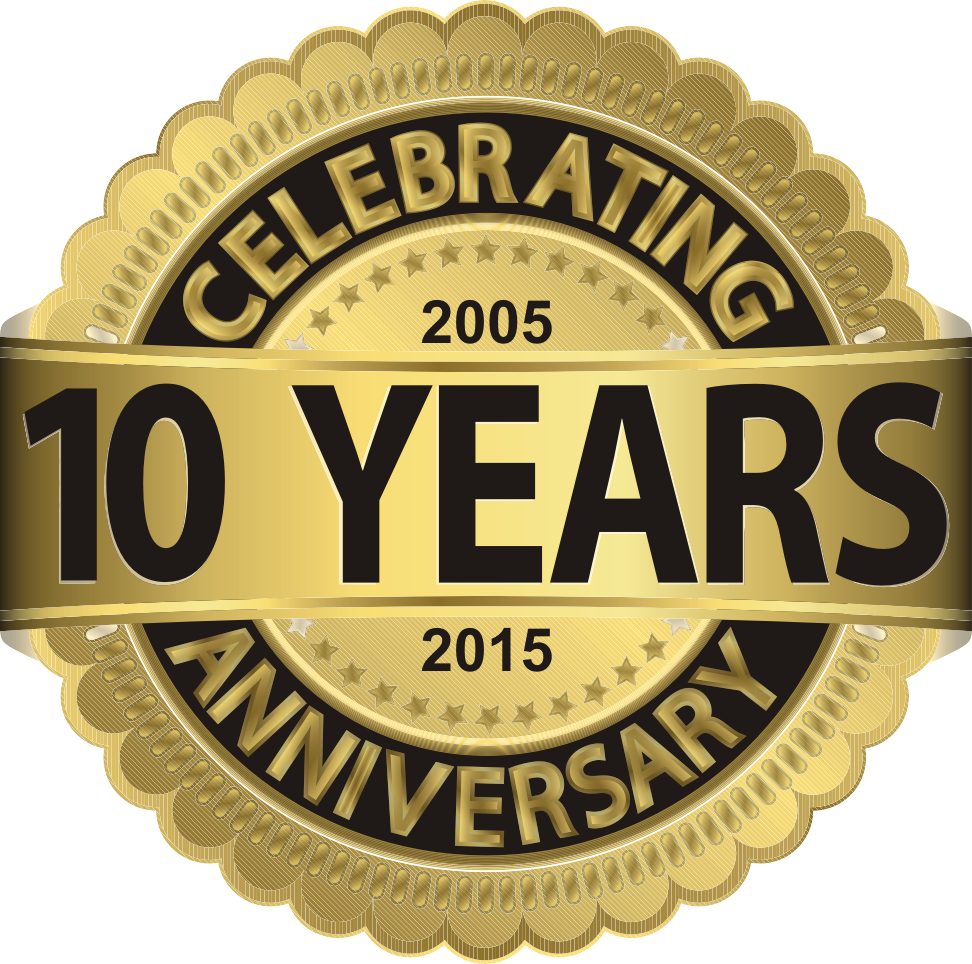 ad Infinitum Celebrates 10 years in Business in Southwest Florida.