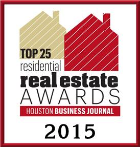 Top 25 Real Estate Award