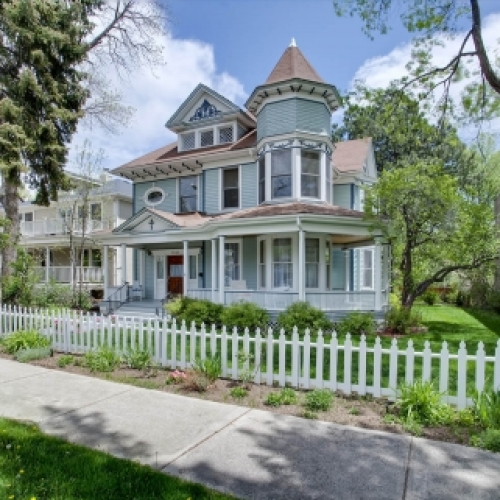 Victorian Homes for Sale in Colorado Springs Colorado