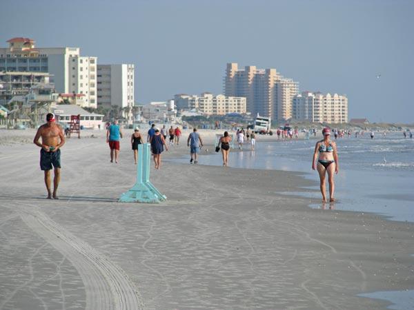 Clearwater Beach To Ocoee Fl