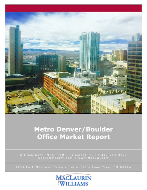 Office + Industrial + Retail | Market Reports | USA | Denver