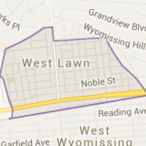 community demographic and lifestyle information for exeter wyomissing fleetwood temple