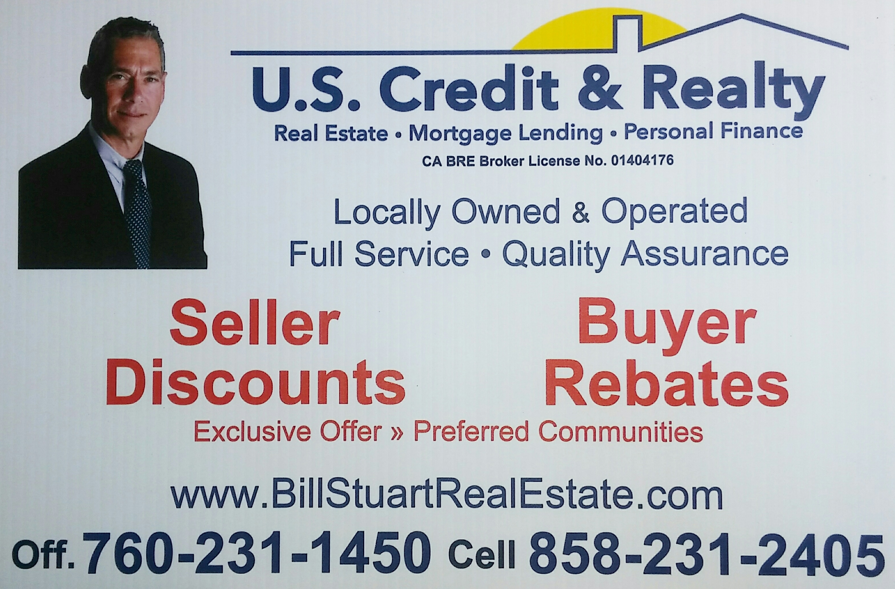 U S  Credit & Realty, Your Real Estate Company for San Diego