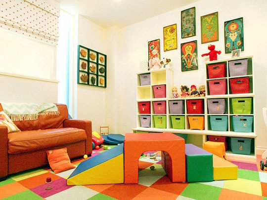 Kids Room Storage kids' rooms: storage solutions for every age