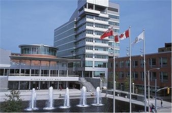 City of Waterloo Ontario Canada