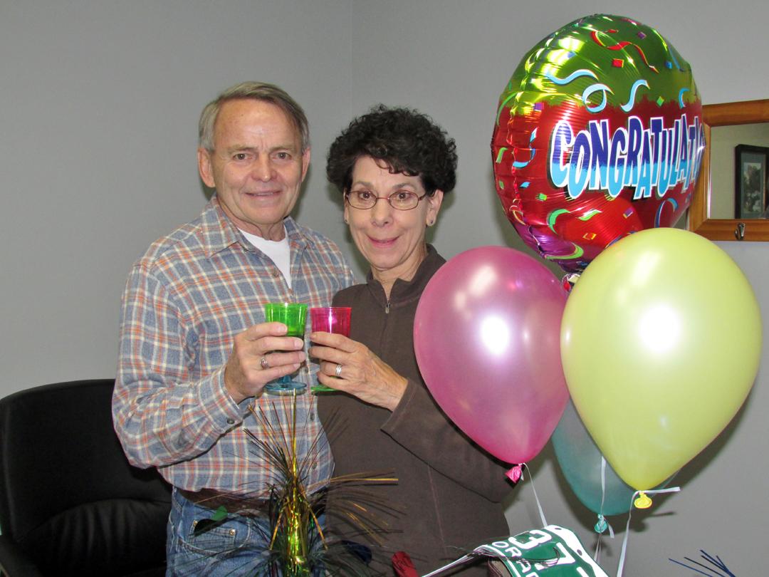 Howard & Alynn Lipke