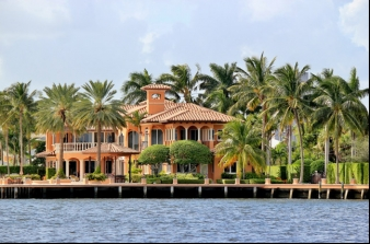 Jupiter Florida Waterfront Home