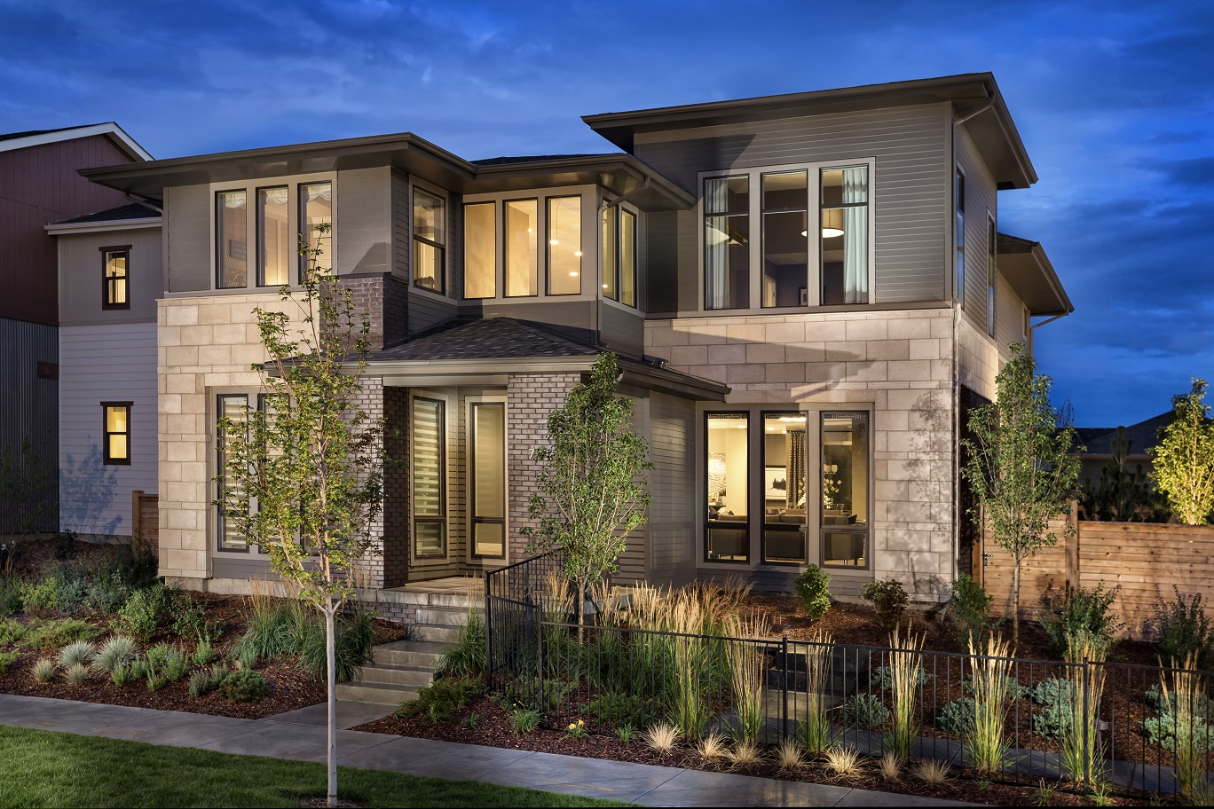 infinity home collection | stapleton home builders | new homes in