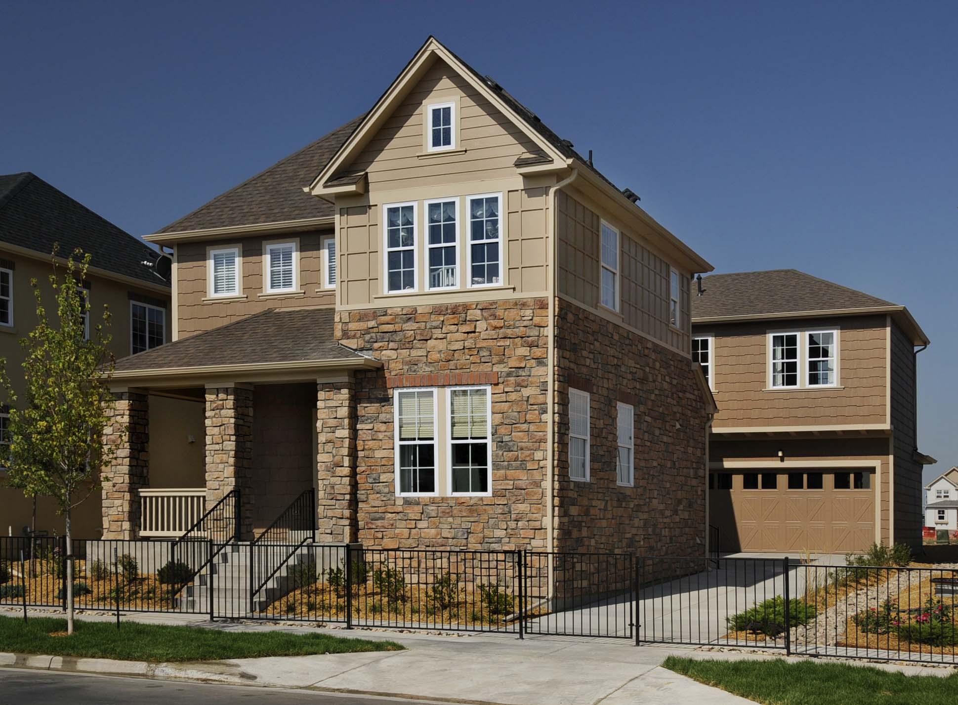 John laing homes stapleton home builders new homes in for Stapleton builders