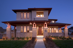 Urban Estate Homes at Stapleton